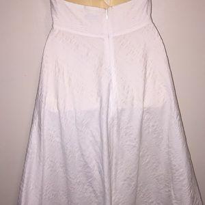 J. Crew Dresses - J. Crew White Halter Top Sun Dress Size 4